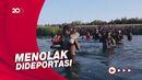 Ribuan Imigran Haiti Seberangi Sungai ke Meksiko