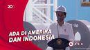 Resmikan Pabrik Baja di Banten, Jokowi: Hanya Ada Dua di Dunia