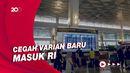 Kemenhub: Penerbangan Internasional Hanya via Soetta dan Sam Ratulangi