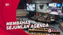 DPR Gelar Rapat Paripurna Pengesahan Calon BPK -Hakim Agung