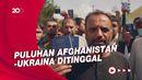 Ukraina Evakuasi Warganya dari Afghanistan