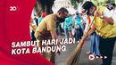 Walkot, ASN, hingga Warga Rame-rame Bebersih Kota Bandung