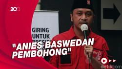 Giring: Jangan Sampai Indonesia Jatuh ke Tangan Anies Baswedan
