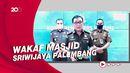 Alex Noerdin Tersangka Korupsi Masjid Sriwijaya, Negara Rugi Rp 130 M