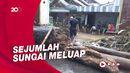 2 Jam Diguyur Hujan, Polres Gorontalo Diterjang Banjir Bandang!