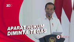 Jokowi Singgung Mafia Tanah: Aparat Jangan Ada yang Membekingi!