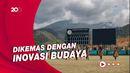 Sandiaga Setarakan Sajian Hiburan PON XX Papua dengan Olimpiade Tokyo