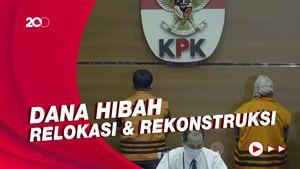 KPK Tetapkan Bupati Koltim Andi Merya Tersangka Suap Dana Hibah BNPB