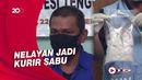 Nelayan di Kolaka Edarkan Sabu, Barang Bukti 1 Kilogram