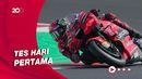 Bagnaia Tercepat di Tes MotoGP Misano