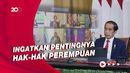 Jokowi Bicara Kekhawatiran Marginalisasi Perempuan di Afghanistan