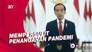 Jokowi Singgung Politisasi-Diskriminasi Vaksin Covid-19 di Sidang PBB