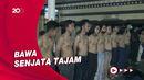 Polisi Tangkap Puluhan Mahasiswa yang Hendak Tawuran di Makassar