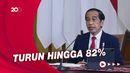 Jokowi Pamer Kebakaran Hutan RI Turun di Sidang PBB