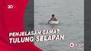 Fakta Siswa Viral Naik Styrofoam Seberangi Sungai Demi Sekolah