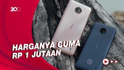 Nokia C20 Hadir di Indonesia, Kualitas Rakitannya Rasa Finlandia