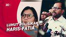 Luhut vs Haris Azhar-Fatia Maulidiyanti