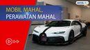 Bukan Main! Biaya Ganti Oli Bugatti Ternyata Setara Harga Innova Baru