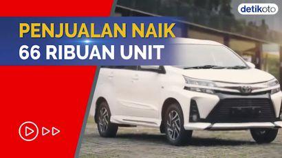 Avanza Jadi Mobil Terlaris di Agustus 2021