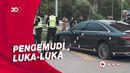 Dor! Mobil Penasihat Presiden Ukraina Diberondong Tembakan Oleh OTK