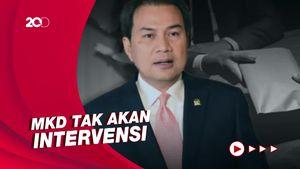 Azis Syamsuddin Jadi Tersangka KPK, Apa Sikap MKD DPR?