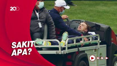 Tom Felton Dilarikan ke RS Setelah Pingsan Saat Main Golf