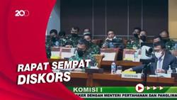 Saat Prabowo-Panglima TNI Tak Hadiri Rapat Buat Komisi I Riuh