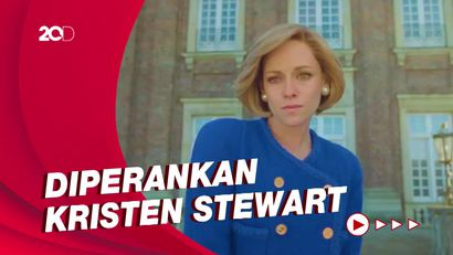 Secuil Kesedihan Putri Diana dalam Trailer Spencer