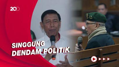 Usai Divonis, Kivlan Zen: Saya Maafkan Wiranto