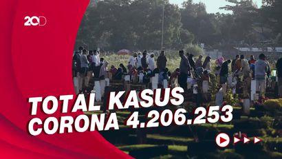 Corona RI 25 September: Penambahan Kasus Masih 2 Ribuan