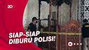 Mimbar Masjid Raya Makassar Dibakar OTK, Pelaku Diidentifikasi!
