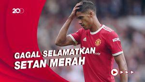 Fernandes Gagal Penalti, MU Kalah 0-1 dari Aston Villa