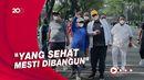 Airlangga-Cak Imin Jalan Santai Bareng, Bangun Koalisi 2024?