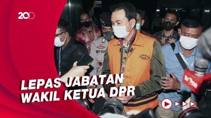 Jadi Tersangka Korupsi, Azis Syamsuddin Mengundurkan Diri dari DPR