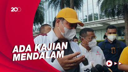 Airlangga Buka Suara soal Azis Syamsuddin Ditahan KPK