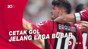 Brahim Diaz Pahlawan Kemenangan AC Milan Atas Spezia