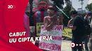 Aksi Tolak Bala Desak Jokowi Deklarasikan Perubahan Iklim