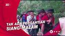 Kisah Mistis di Balik Bocah Hilang 5 Hari di Gunung Guntur