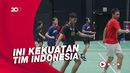 Siap-siap! Indonesia Hadapi Rusia di Piala Sudirman Malam Ini