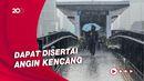 Prakiraan Cuaca BMKG: Potensi Hujan Lebat di Wilayah Indonesia