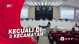 Siswa SMP di Makassar Akan Mulai Simulasi Belajar Tatap Muka