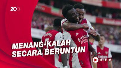 Arsenal Bangkit, Tottenham Hotspur Loyo