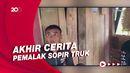 Detik-detik Penangkapan Preman Pemalak Sopir Truk di Garut!