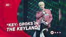Gemerlap Konser KEY SHINee yang Bertema Retro-Futurisme