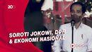 Survei Indikator: Kepuasan Akan Kinerja Jokowi & Kepercayaan Akan KPK Turun