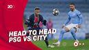 PSG Vs Manchester City: Citizens Belum Pernah Tumbang