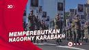Azerbaijan dan Armenia Peringati Setahun Perang Karabakh Kedua