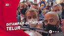 2 Momen Presiden Prancis Diserang Warga