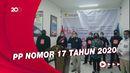 Dasar Aturan Jokowi Angkat 56 Pegawai KPK Jadi ASN Polri