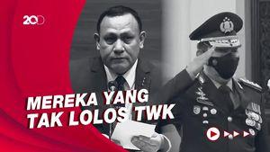 Kala Kapolri Mau Tampung 56 Pegawai KPK Jadi ASN Polri